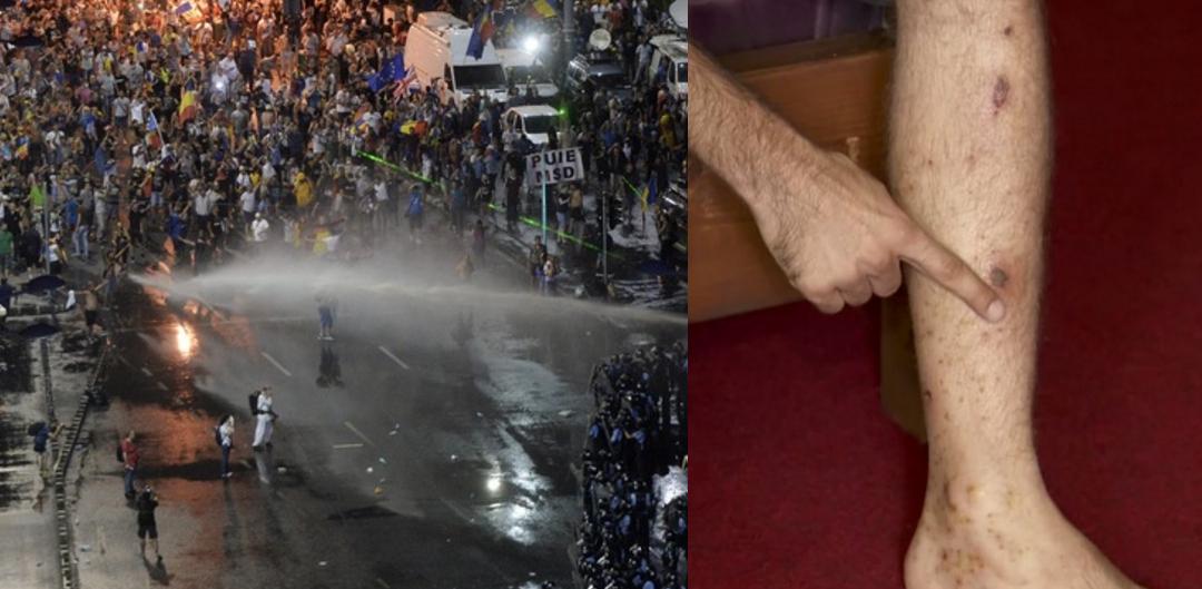 Un protestatar a reuşit să redeschidă Dosarul 10 August la Curtea de Apel Bucureşti. N-a fost mafia pe fază