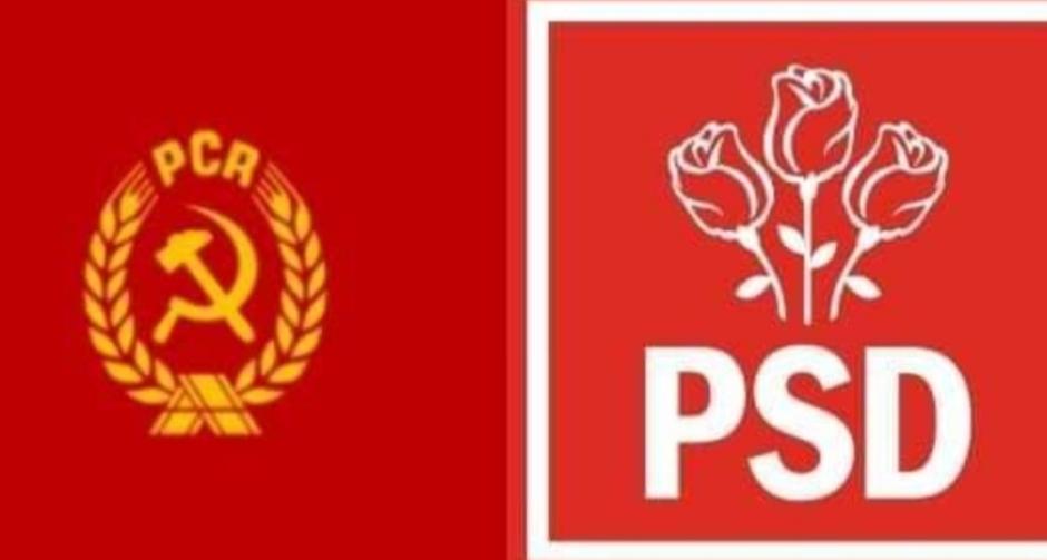 Astăzi e ziua PSD-ului, împlineşte 99 de ani de la înființarea sub denumirea de PCR