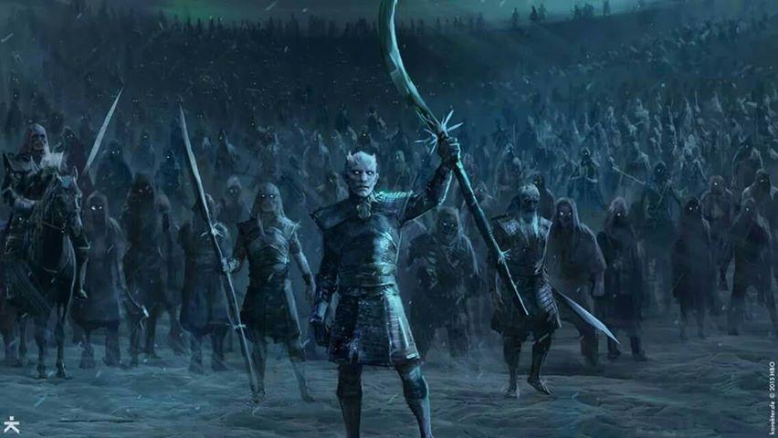 Armata morților din Game of Thrones anunță oficial că susține PSD la alegeri!