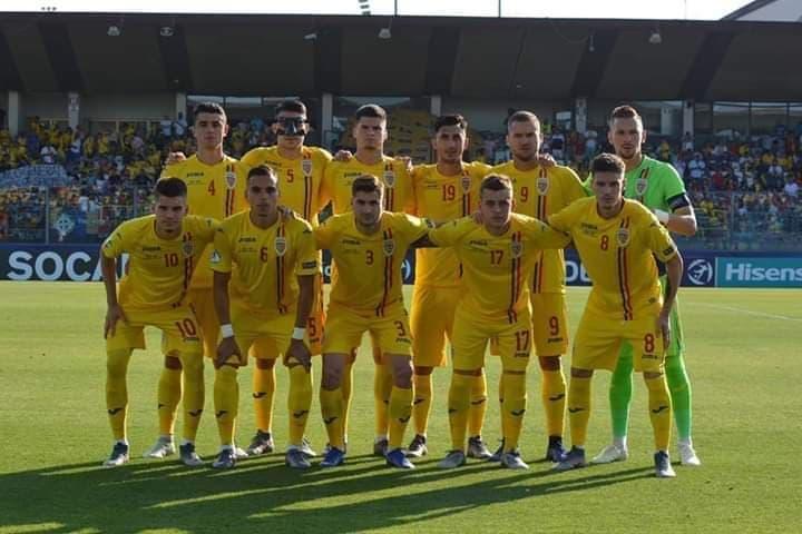 Nu-i nimic, o să-i bateți peste câțiva ani în finala de la seniori! Suntem mândri de voi, hai România!