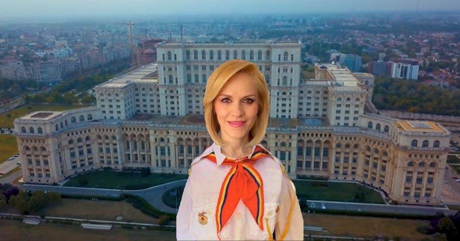 """Firea: """"Caloriferele reci în decembrie sunt un omagiu adus Tovarăşului Nicolae Ceauşescu, un înţelept şi ne-nfricat bărbat,cârmaci al românescului destin, iubit ca steagul nostru tricolor…Când spunem Ceauşescu se face pace-n lume!"""""""