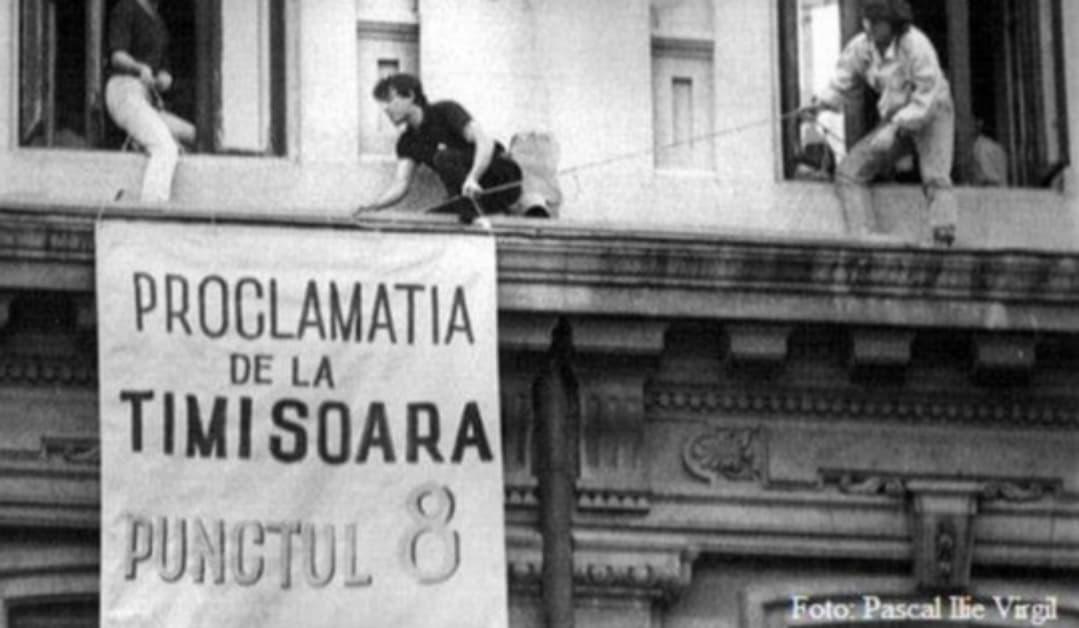 Dacă se adopta Punctul 8 de la Timişoara, Iliescu intra acum în al 4-lea deceniu de puşcărie