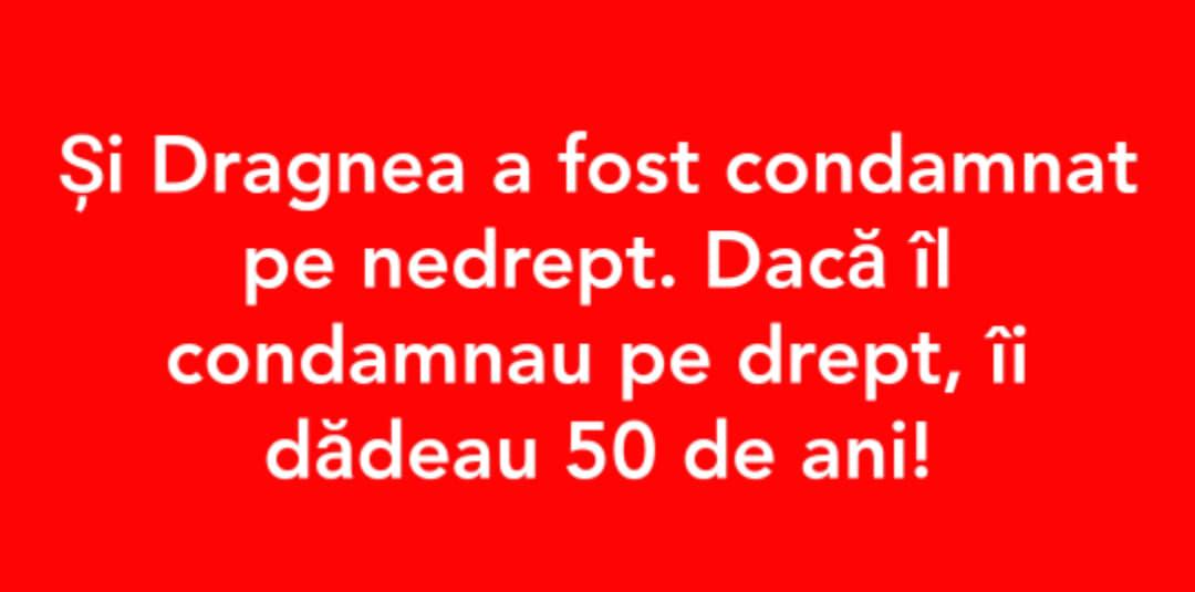 #free-dragnea!