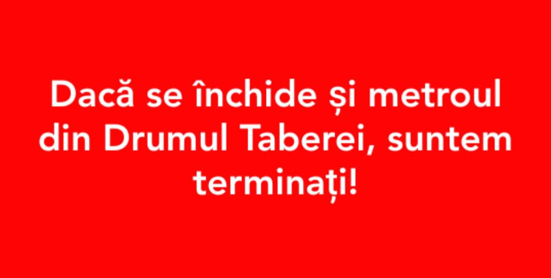 #nu-ănchidetz-metroul-dăn-dr-taberei!