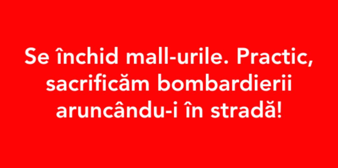 sacrificăm #bombardierii