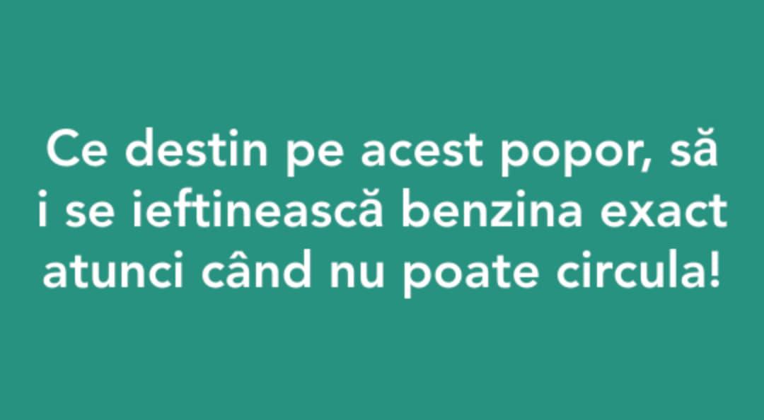 #benzină-eftină-băeți