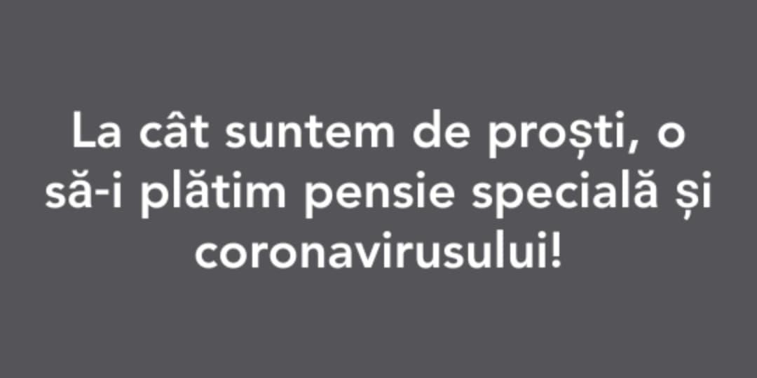 #pensie-specială-pentru-covid!