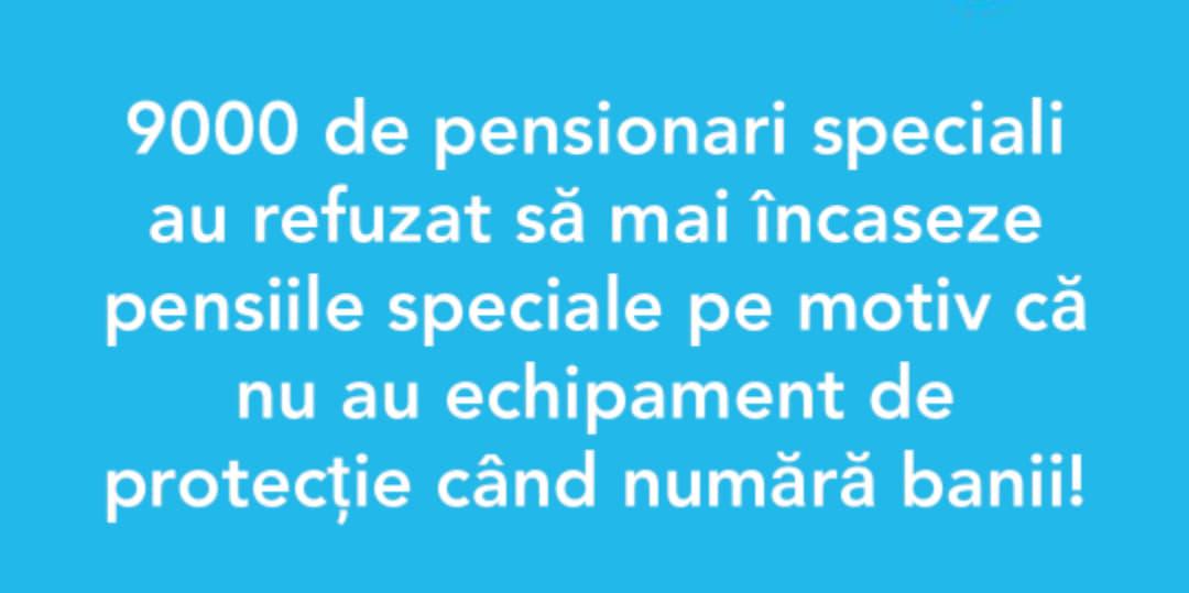 #ne dezertează pensionarii speciali!