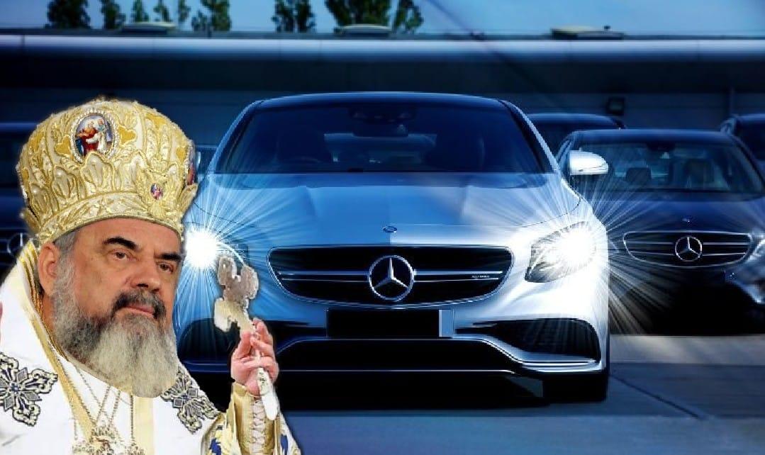 Patriarhul Daniel va merge cu Merțanul prin cartiere în noaptea de Înviere şi va da flashuri de lumină!