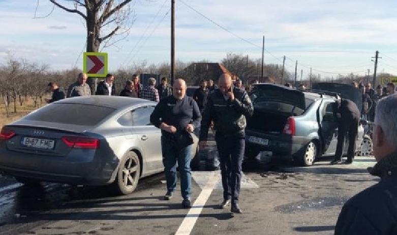 Polițiştii au finalizat ancheta: Contrasensul a intrat peste maşina lui Chițoiu!
