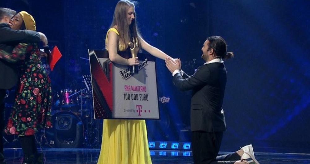 Adevăratul câștigător la Vocea României