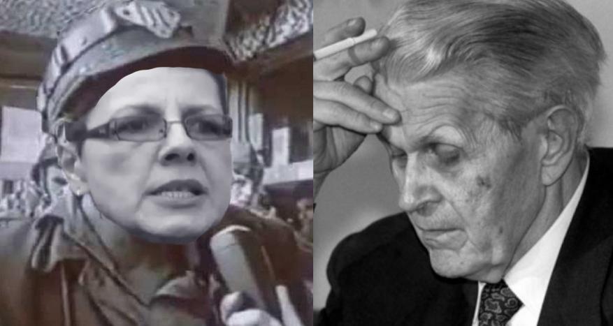 Adina Florea a deschis dosar penal pe numele lui Corneliu Coposu: Avea mașină de tipărit bani la Penețeu!