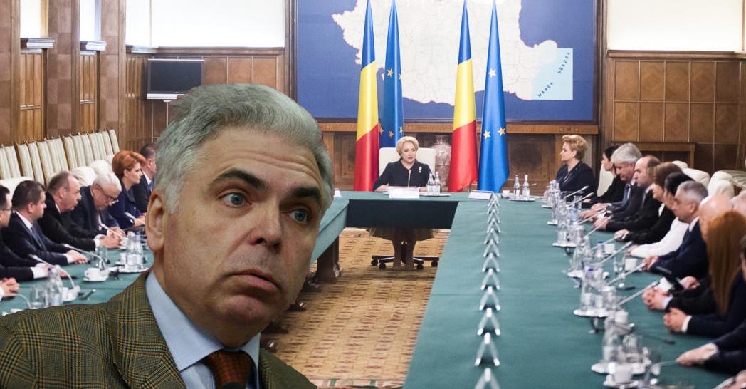 Surpriză la guvern: Adrian Severin a venit să ia lecții de analfabetizare!