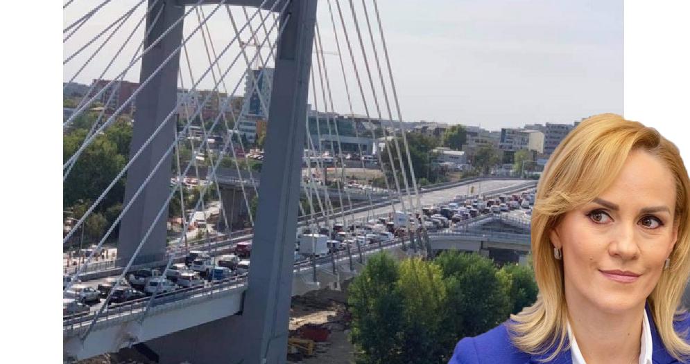 Fierea explică de ce a fost blocaj pe pasajul Ciurel: Se duceau toți să viziteze cele 8 spitale regionale făcute de PSD!