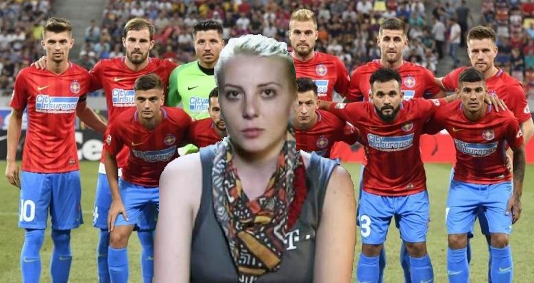 """Alina Plugaru refuză oferta de a antrena FCSB: """"Nu am ce să-i învăț: ei cu mâna știu să joace. Cu piciorul nu prea știu"""""""