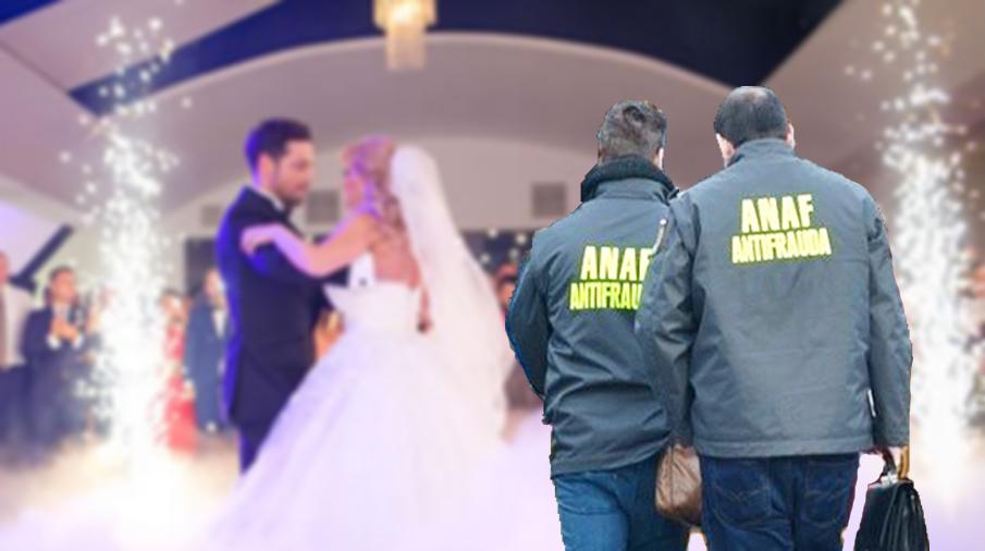ANAF va verifica și dacă mireasa e fată mare!