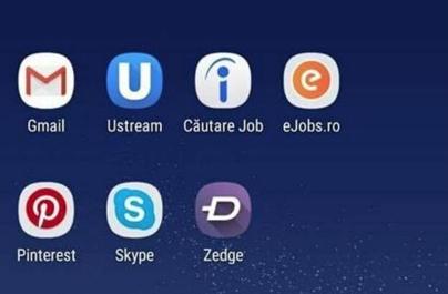 Ați văzut noile aplicații?