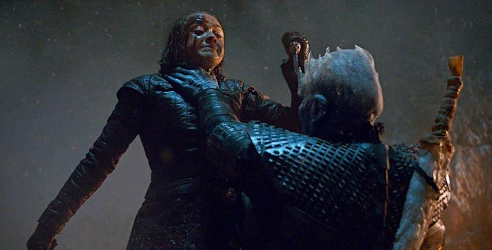 Arya Stark președinte!