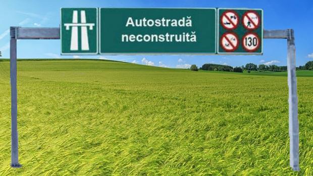 Care cozi kilometrice în trafic?Pe autostrăzile promise de PSD nu e nicio mașină!
