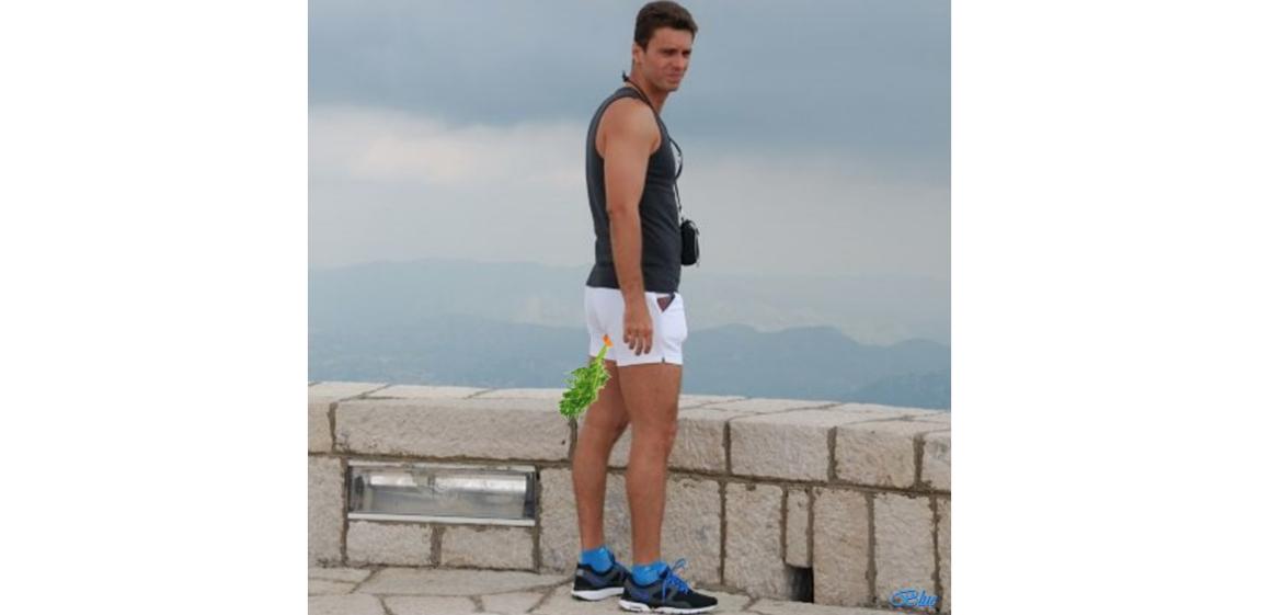 Mircea Badea superb, pe vremea când îi veneau pantalonii lu' Carmen Brumă!