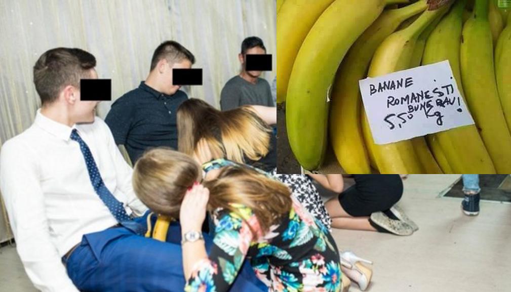 Alertă: Bananele au depășit pragul psihologic de 5 lei/kg! Se închid școlile în Cluj!