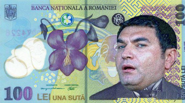 Borcea va fi pus pe bancnota de 100 de lei, ca să înmulțească și banii!