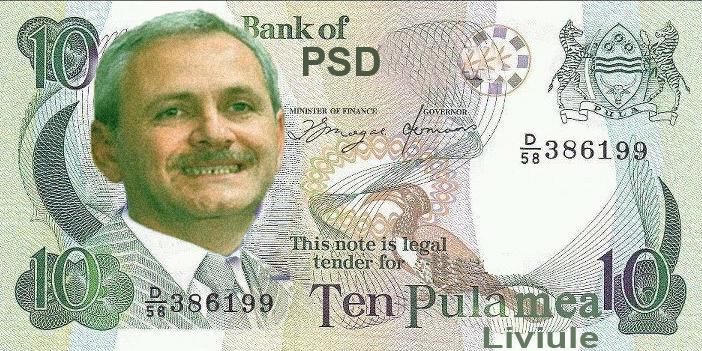 Dezastru pe piața valutară: 1 leu a ajuns să valoreze Ten Pula Mea, Liviule!
