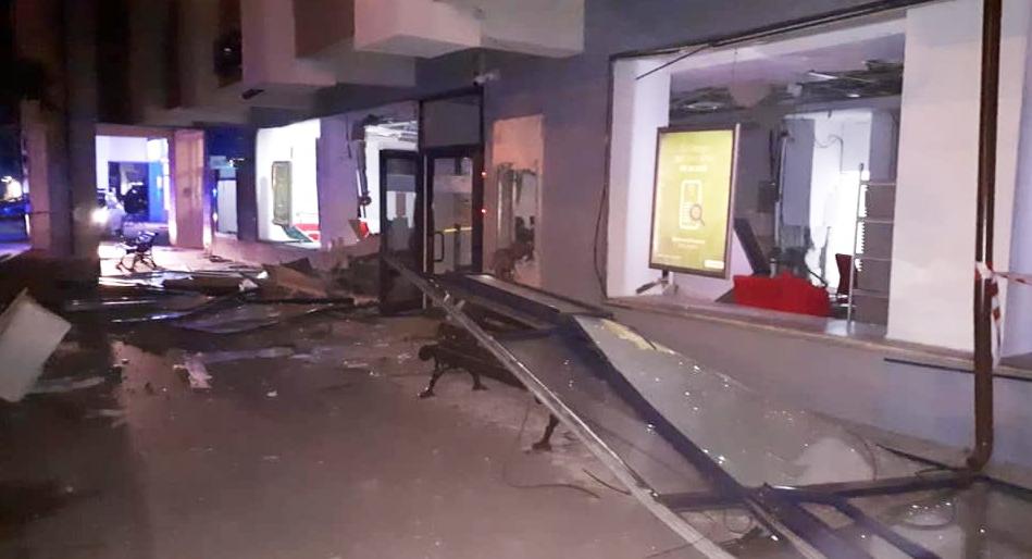 Bancomante din Otopeni, aruncate în aer de hoți! Asta se întâmplă când poliția negociază cu infractorii aplicarea legii!