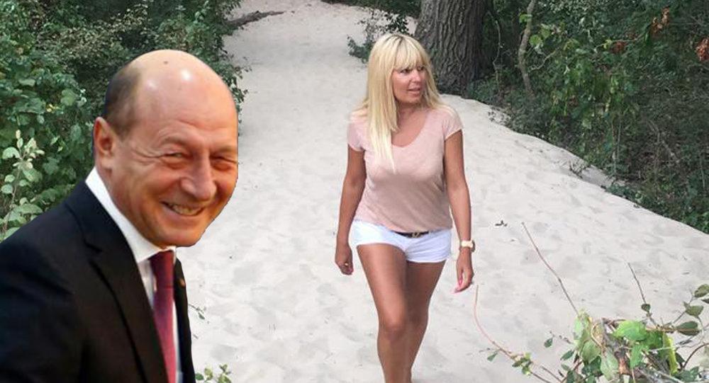 """Băse: """"Udrea trebuie pusă din nou ministru la Turism, că a călătorit mult în ultimul an!"""""""