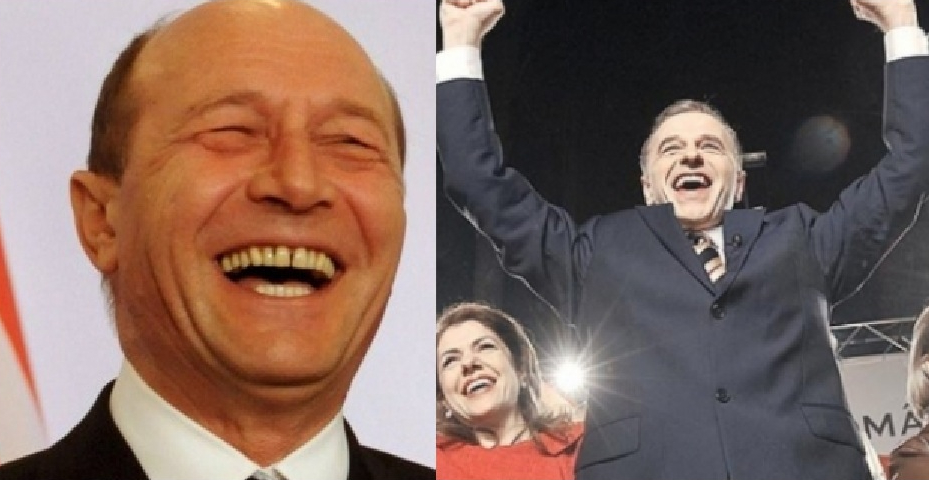 """Băsescu recunoaşte în sfârşit că în 2009 a lovit un copil: """"L-am bătut pe Geoană!"""""""