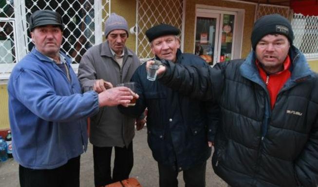 La noapte, Moldova trece la băutura de iarnă!
