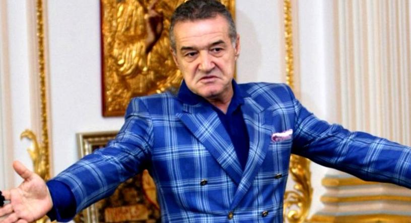 """Gigi Becali: """"Dumnezeu ne-a făcut fără mască!""""Nea Gigi,aruncă costumele de mii de euro şi umblă în kuru gol, că aşa te-a făcut Dumnezeu"""