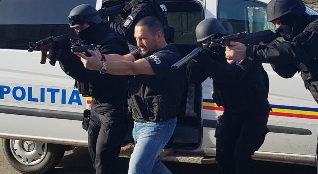 Traian Berbeceanu - declaratde două ori Polițistul Anului. Dar, pentrucă nu îi plac interlopii, nu a putut ajunge ministru
