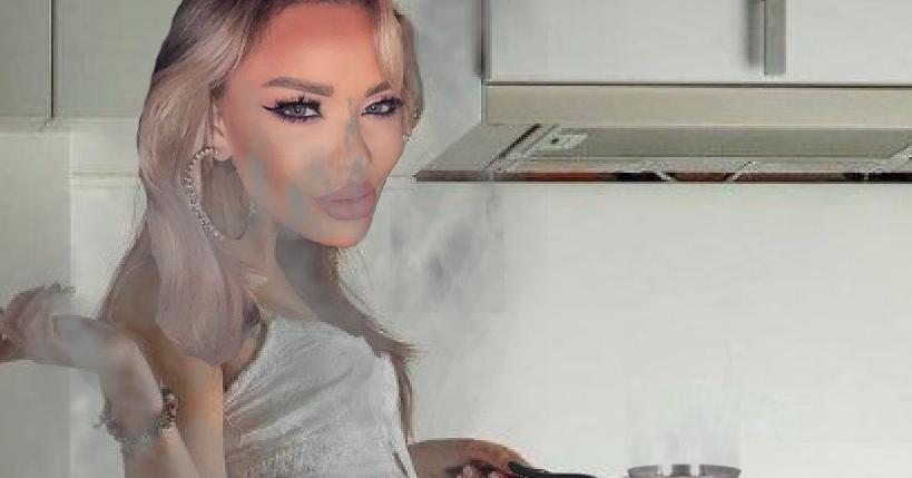 S-a aflat de ce mirosea azi-dimineață a cauciuc în Bucureşti: s-a ars Bianca la aragazcând făcea cafea!