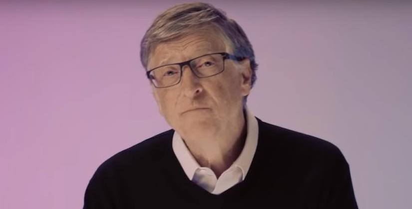 Penibilul de Bill Gates anunță că a cumpărat BOR, de ciudă că aceasta nu îi lasă pe români să se cipeze!