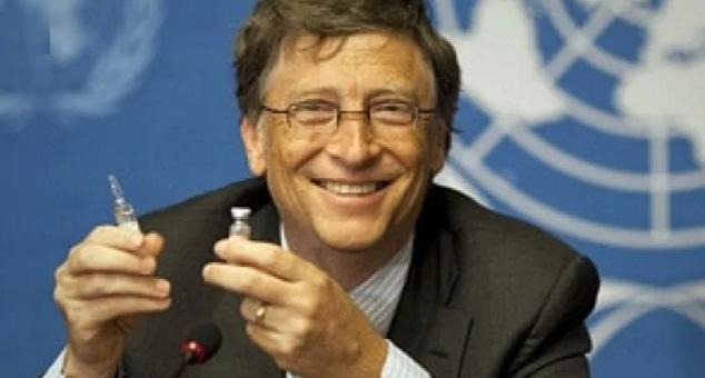 Bill Gates a lansat un vaccin cu cip care arată mereu temperatura 37 cu 3, ca să nu ne mai lase să intrăm la Kaufland!