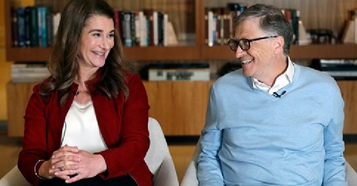 Bill și Melinda Gates divorțează! Păi și noi ăștia de ne-am vaccinat cu cip în custodia cui rămânem?