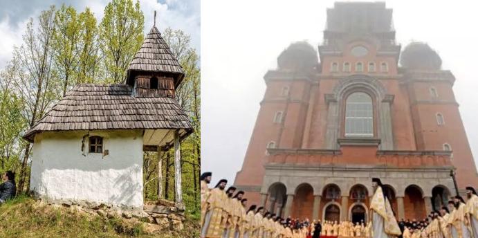 Bisericuță din Bârsana vs Catedrala Megalomaniei Neamului. În care dintre ele o locui Dumnezeu?