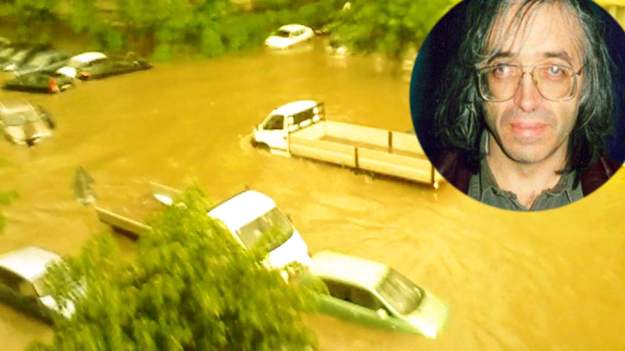 Cod gălbui de inundații în toată țara după eliberarea lui Bivolaru!