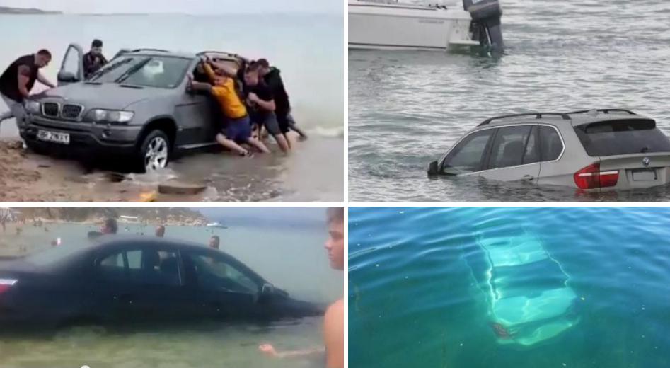 Pentru prima dată în istorie, numărul BMW-urilor din Marea Neagră l-a depășit pe cel al vapoarelor!
