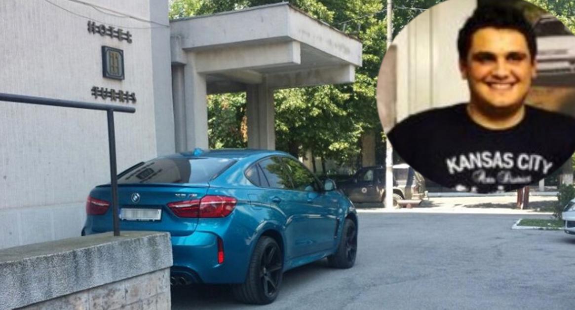 BMW-ul X6 al fiului lui Dragnea. Munciți, plătiți impozite și o să aveți și voi!