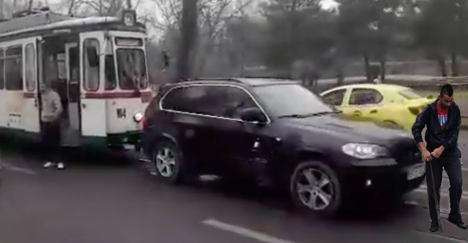 BMW-urile vor fi dotate cu rangă pentru schimbarea macazului!