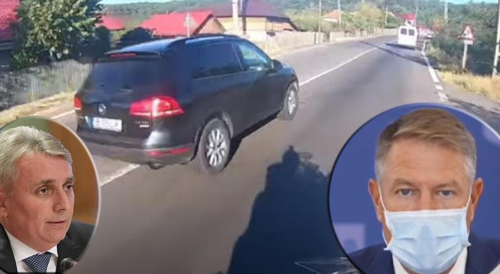 Jigodism la cel mai înalt nivel: ministrul care şi-a lăsat şoferul să conducă la limita tentativei de omor este apărat de preşedintele țării!