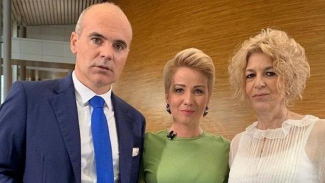 Se reface USL: Rareș Bogdan + Carmen Avram = USLove