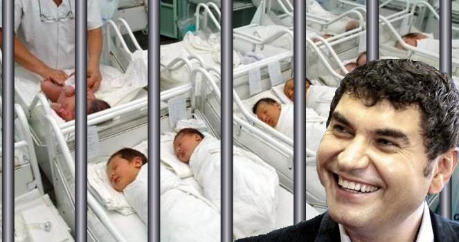 Pe durata detenției lui Borcea, Penitenciarul Rahova a avut sală de nașteri!
