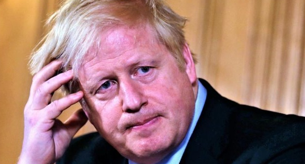 Boris Johnson anunță lockdown total pentru Anglia!BBC oferă 140.000 de lire lui Garcea şi Bittman ca să-l facă de kkt!