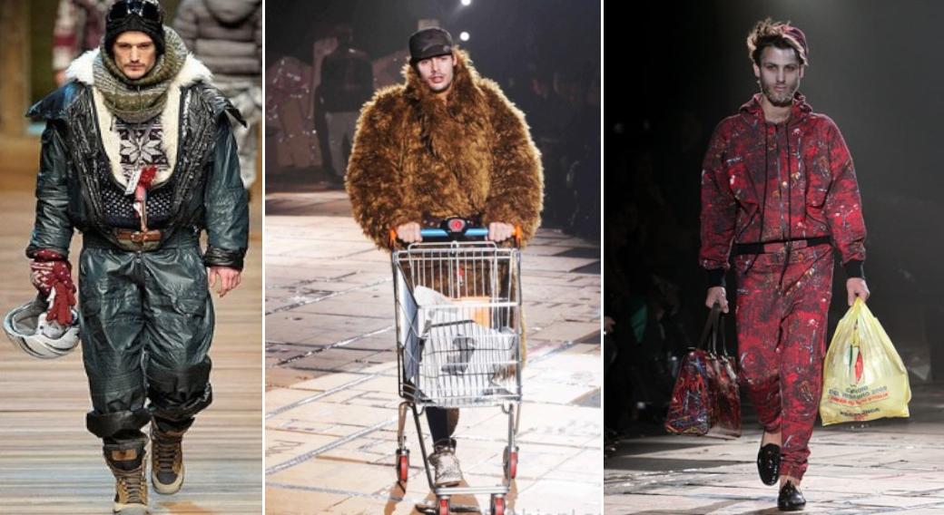 Milano: haine de mii de euro pe care le găsești gratis în tomberoanele din Militari!