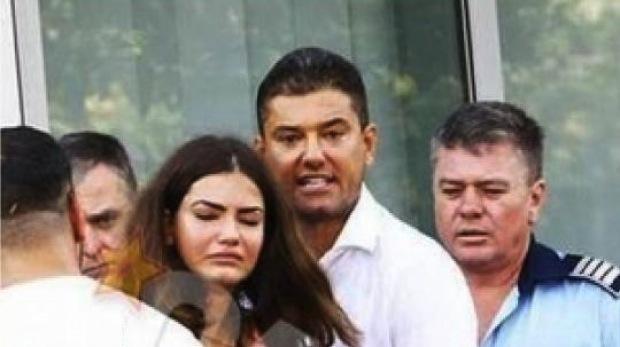 """Boureanu, mândru că fata lui a luat bătaie în club: """"A moștenit luatul de bătaie de la mine!"""""""