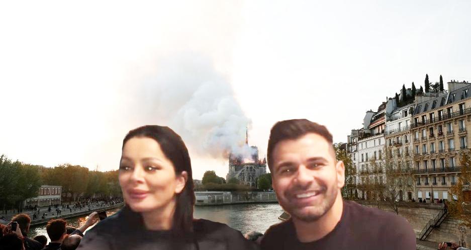 Veste liniștitoare pentru toți românii: în urma incendiului de la Notre-Dame, Brigitte și Pastramă sunt în afara oricărui pericol!