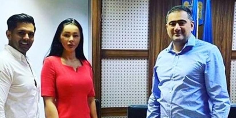Brigitte Pastramă a intrat în PNL!În sfârsit, există cineva în PNL care consumă mai mult ruj decât dl Rareş Bogdan!
